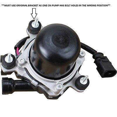 New Smog Air Pump Secondary Injection for 2005-2012 VW Beetle Golf Jetta Touareg