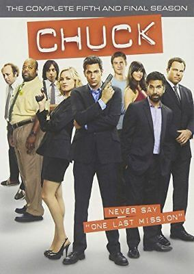 Chuck: The Complete Fifth Season [DVD] [Region 1] [US Import] [NTSC] [DVD] [2011