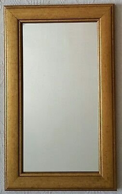 Wooden Frame Large Wall Mirror