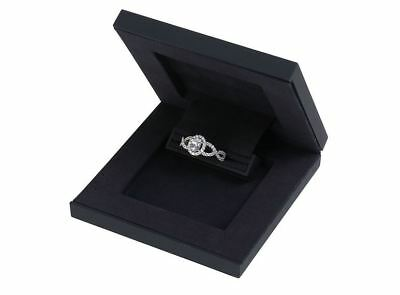 Troy Collections 330025 Engagement Proposal Ring Box 8x8x1.8 cm
