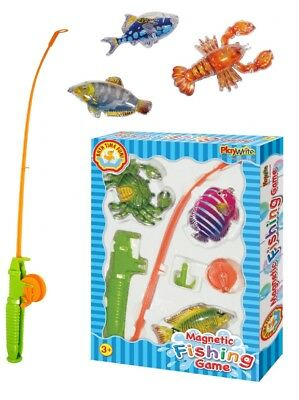 Fun Magnetic Fishing Game Great Family Party Fun For Kids