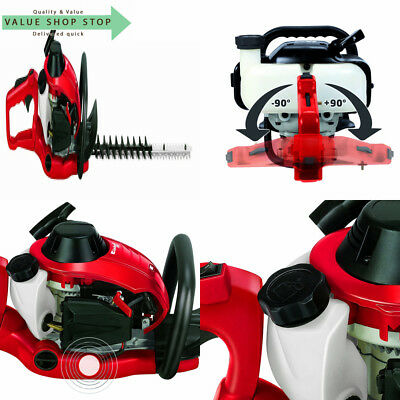 Einhell GE-PH 2555 A 2-Stroke 25 cc Petrol Hedge Trimmer with Autochoke and...