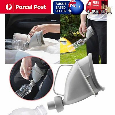 Outdoor Travel Mobile Journey Car Urine Camping Urination Portable Toilet OZ