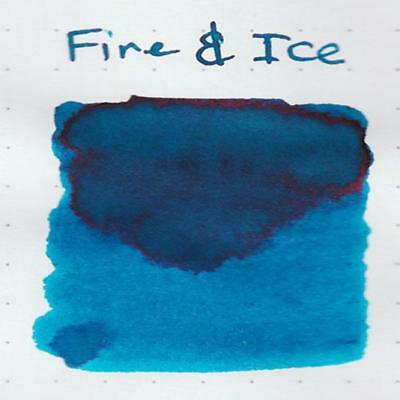 Fire and Ice - Robert Oster Signature Ink