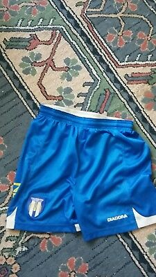 Colchester United Football Club Shorts Size 9-10 years  kids
