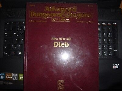 Advanced Dungeons & Dragons - Alles über den Dieb