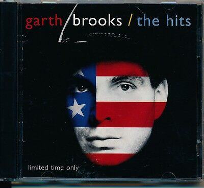 Garth Brooks The Hits ,Garth Brooks CD