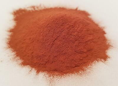 Copper metal powder 500g (metallic Cu .irregular atomised / atomized) Ultrafine.