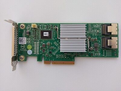 Dell PERC H310 PCI-e SAS Controller 0HV52W / LSI 9211-8i (IT-mode) / Low profile