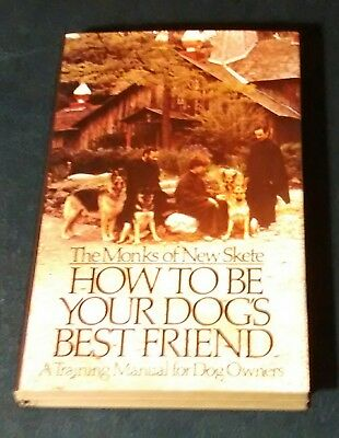 The Monks Of New Skete, How To Be Your Dog's Best Friend, Training Manual