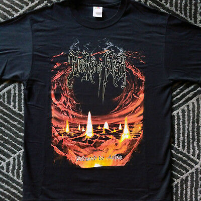 Deeds of Flesh - Reduced to Ashes 2003 shirt L