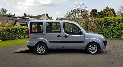 2008 Fiat Doblo Dynamic 1.4L ⭐ Wheelchair Accesible Disabled ⭐Free Delivery
