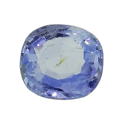 Antique Blue sapphire unheated 2.19ct Genuine Loose Gemstones NR