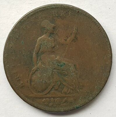 1826 King George IV One Penny