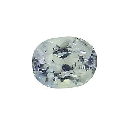 Antique light blue sapphire unheated 0.55ct Genuine Loose Gemstones