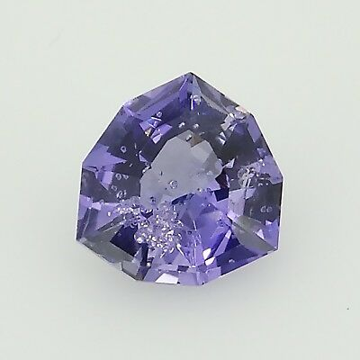 custom cut purple sapphire unheated 0.88ct Genuine Loose Gemstones NR