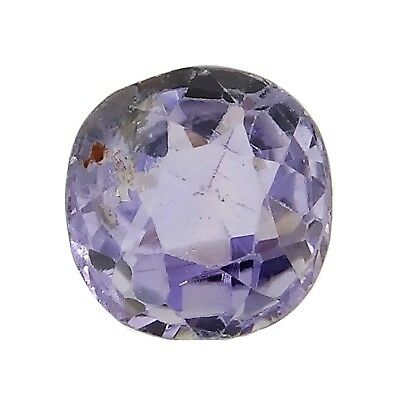 Antique Purple sapphire unheated 1.36ct Genuine Loose Gemstones NR