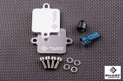 PAIR AIS Valve Eliminator with SMOG block off plates Kawasaki Z1000SX Ninja 1000