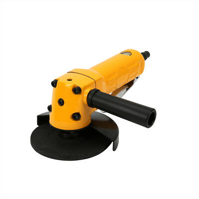 """4"""" Air Angle Grinder Cut Off Grinding Cutting Pneumatic Polisher Auto Body Mini"""