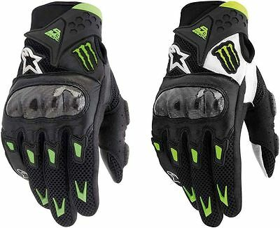 Alpinestars Monster Energy Smx-2 M10 Air Carbon Gloves