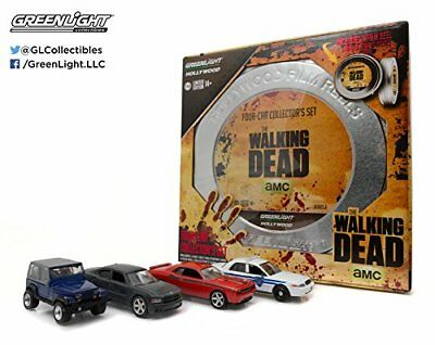 GreenLight Collectibles Hollywood Film Reels Series 4 - The Walking Dead Vehicle