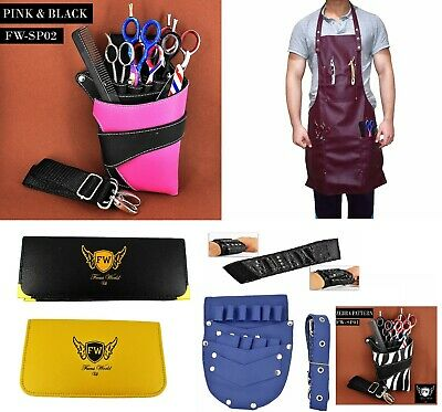 Hairdressing Scissors Holder Barber Pouch Bag Case Salon Tools Accessories Case