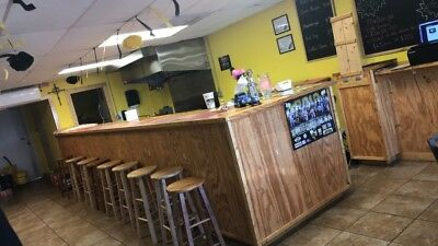 commercial restaurant equipment/tables and chairs