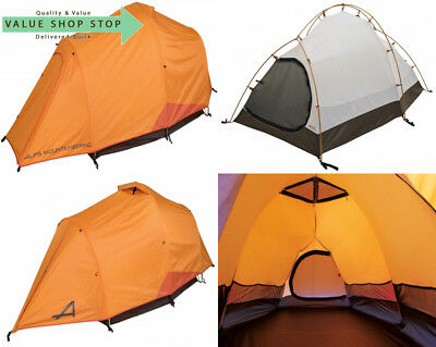 Alps Mountaineering Tasmanian 2-Person Tent & ALPS MOUNTAINEERING TASMANIAN 2-Person Tent - £112.41 | PicClick UK