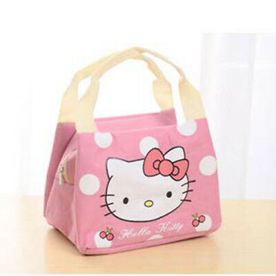 Hello Kitty Picnic Camping Bag Food Lunch And Storage Bag Cute Cartoon Bag