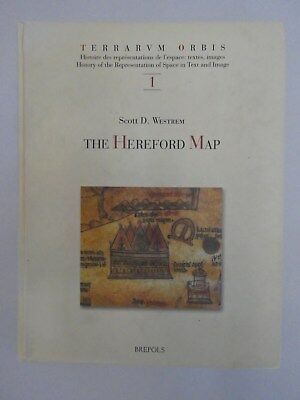 The Hereford Map by Scott D Westrem