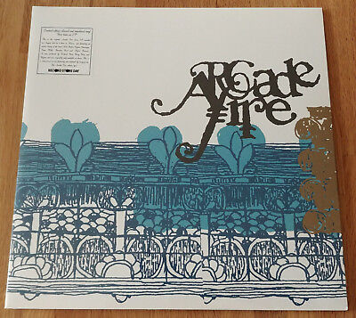 Arcade Fire ‎– Arcade Fire EP Limited Numbered RSD 2018 Vinyl