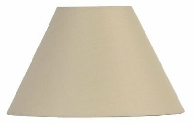 Oaks Lighting, Paralume conico in cotone (D2D)