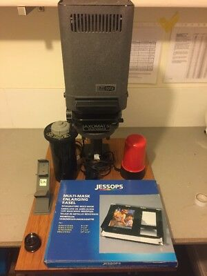Meopta Axomat 5 Standard Enlarger With Extras