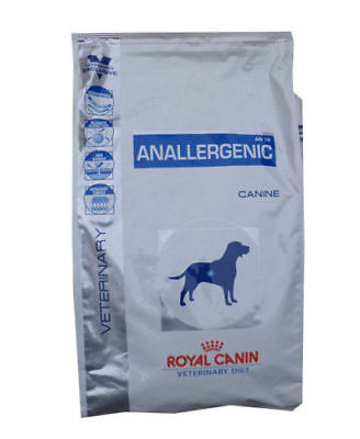 8kg Royal Canin Veterinary Diet ANALLERGENIC a 18