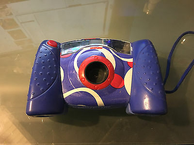 Fisher Price Digital Camera J8209 Model