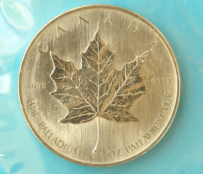 Canada Maple Leaf $50 2006 1 Unze (1 Oz)  PALLADIUM
