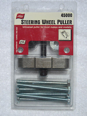 Lisle - Steering Wheel Puller (Part # 45000) **Made in the USA**