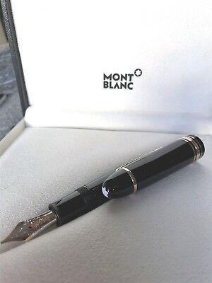 Fountain pen Meisterstück Red Gold-Coated 149 MontBlanc new 112666