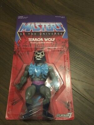 Terror Wolf Masters Of The Universe Super 7