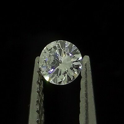 round brilliant natural diamond F VS2 0.05ct Genuine Loose Diamonds NR