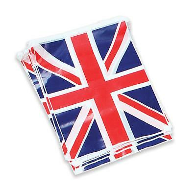 Bandiera Union Jack plastica BANDIERINE British Proms ROYAL FESTA MATRIMONIO