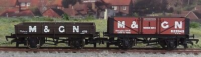 M&GNR - 3 Plank Open - 5 Plank Service Wagon (Bachmann Special Edition)