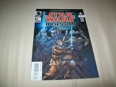 Star Wars Obsession 3 Rare Newsstand Variant Hard To Find Movie