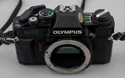 Olympus OM40 Program – funktioniert