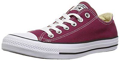 Rosso 38 Converse Chuck Tailor All Star Sneakers Unisex adulto Red qma