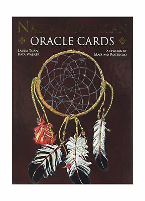 Native American Spirituality Oracle Cards: 32 full colour cards & 128pp guide...