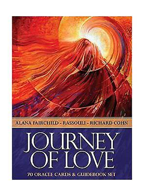 Journey Of Love Oracle: 70 cards & 164-page guidebook