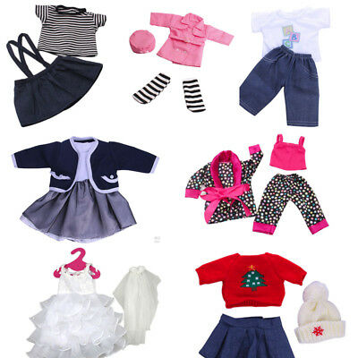 Cute Doll Clothes Set For 18'' American Girl Our Generation Doll Kids Present