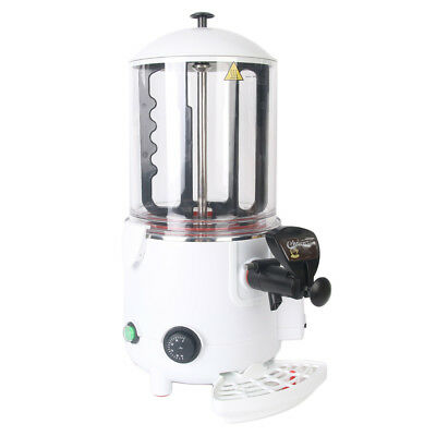 Commercial Hot Chocolate Machine 10L White Chocofairy Beverage Dispenser CE 1KW
