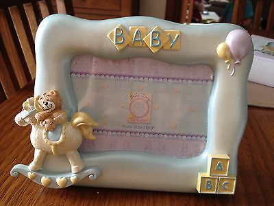 BABY DAYS by REGENCY - BABY BOY PICTURE FRAME